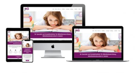 Kundenreferenz - MEA Handel Website und Shop